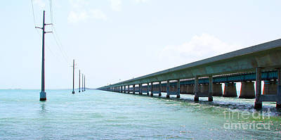 Seven Mile Bridge Poster