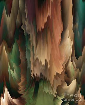 Shades Of Illumination Poster by Patricia Kay