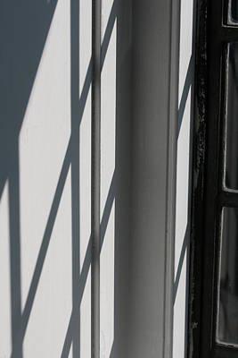 Shadow And Light Poster by Barbara Bardzik