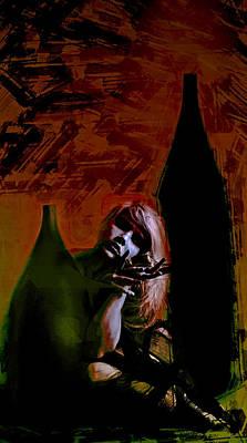 Shadow Comfort Poster