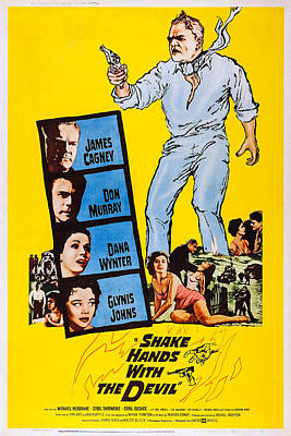 Shake Hands With The Devil, Us Poster Poster