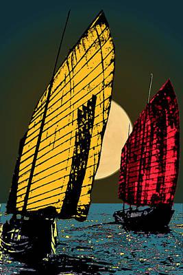 Shanghai Sugar Poster