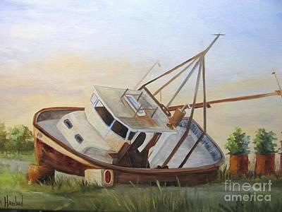 Shipwrecked Ike II Poster