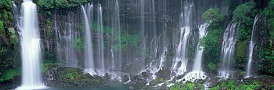 Shiraito Falls, Fujinomiya, Shizuoka Poster by Panoramic Images