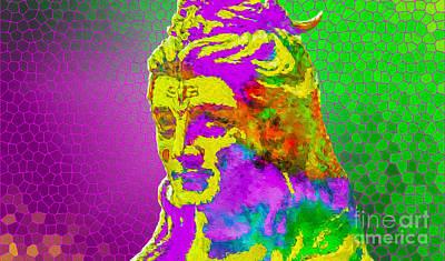 Shiva Says Om Shanti  Poster