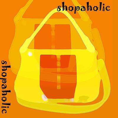 Shopaholic Poster by Neha Rautela