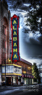 Showplace Of The South Poster