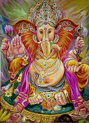 Shurp Karna Full  Poster by Mayur Sharma