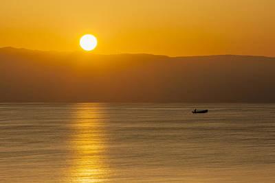 Sicilian Dawn Poster