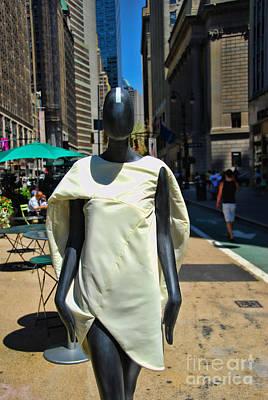 Sidewalk Catwalk 3 A Poster by Allen Beatty