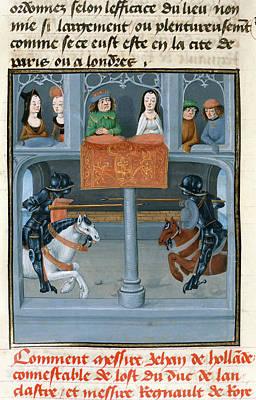 Siege Of Jerusalem Poster