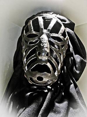 Siena Torture Mask Poster by Robert Ponzoni