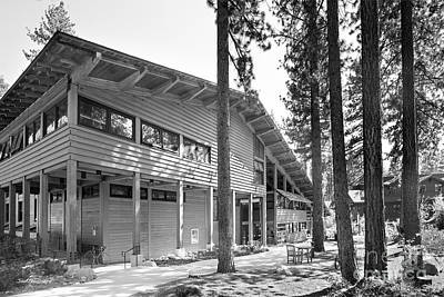 Sierra Nevada College - Prim Library Poster by University Icons
