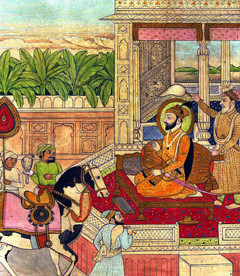 Sikh Guru Poster