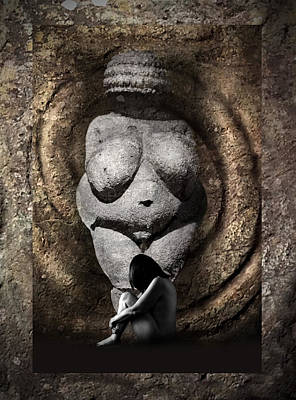Silence Of The Goddess Poster