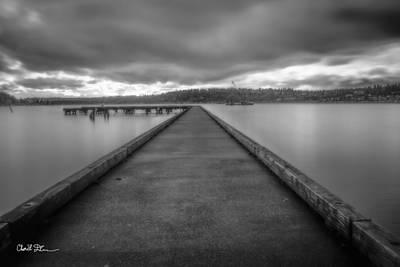 Silent Dock Poster