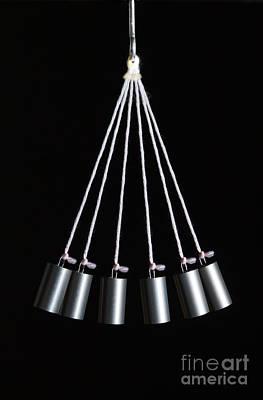 Simple Pendulum Poster by GIPhotoStock