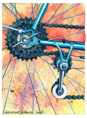 Cyclo Standard Poster