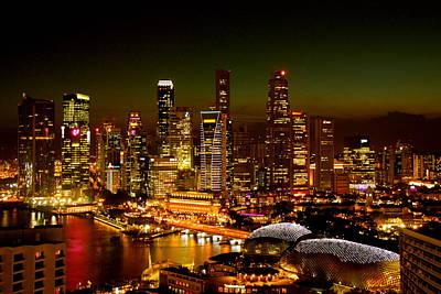 Singapore Poster