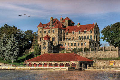 Singer Castle Poster
