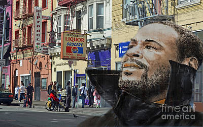 Singer Marvin Gaye What's Going On 2 Poster