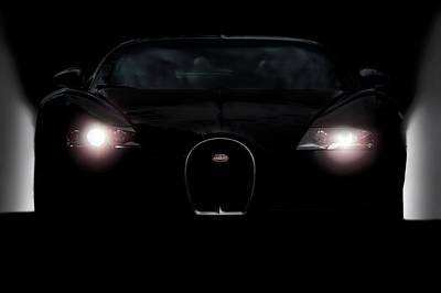 Sinister Veyron Poster