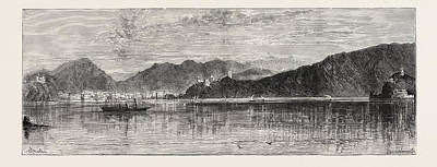 Sir Bartle Freres Anti-slavery Mission View Of Muscat Poster