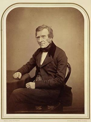 Sir Benjamin Collins Brodie Poster