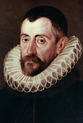 Sir Francis Walsingham (c1532-1590) Poster by Granger