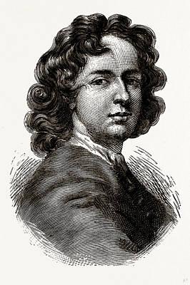 Sir Godfrey Kneller, Uk Poster