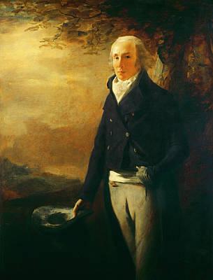 Sir Henry Raeburn Scottish, 1756 - 1823 Poster by Quint Lox