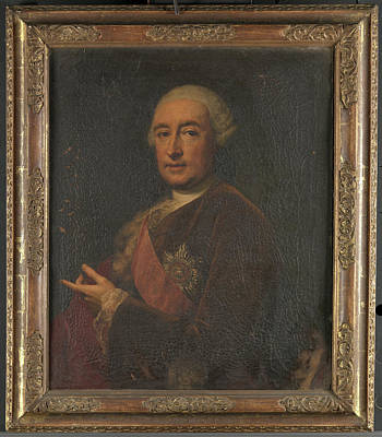 Sir James Gray, Anton Raphael Mengs, 1728-1779 Poster by Litz Collection