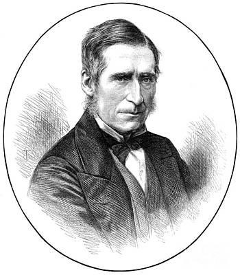 Sir James Paget (1814-1899) Poster