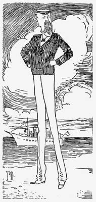 Sir Thomas Johnstone Lipton (1850-1931) Poster