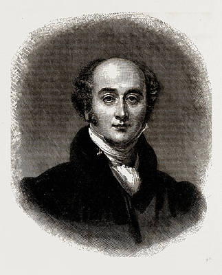 Sir Thomas Lawrence, Third President Of The Royal Academy Poster