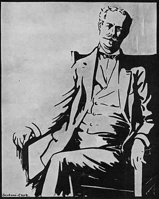 Sir Thomas Lipton (1850-1931) Poster