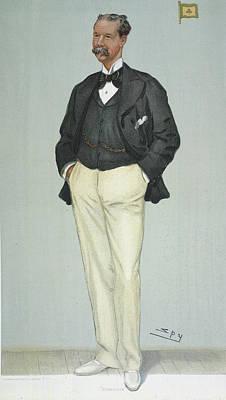 Sir Thomas Lipton, 1901 Poster