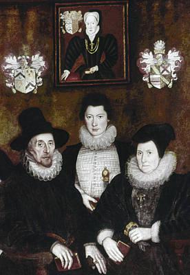 Sir Thomas More Family Poster