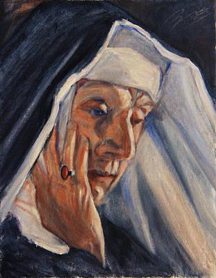 Sister Ann Poster by Xueling Zou
