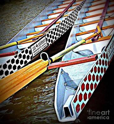 Six Sixteen Dragon Boat Poster