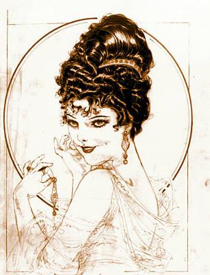 Sketchy Look 1919 Poster