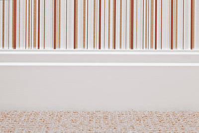 Skirting Board Poster by Tom Gowanlock