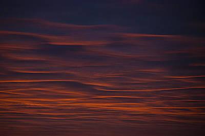 Sky Flow Poster by Sean Holmquist
