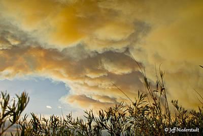 Sky Of Smoke Poster