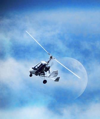 Sky Optics Poster