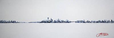 Skyline 10x30-2 Poster