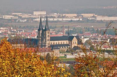 Skyline Of Bamberg, Germany Poster