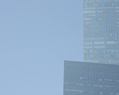 Skyscraper Poster by Stuart Hicks