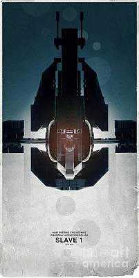 Slave One Poster