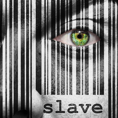 Slave Poster by Semmick Photo